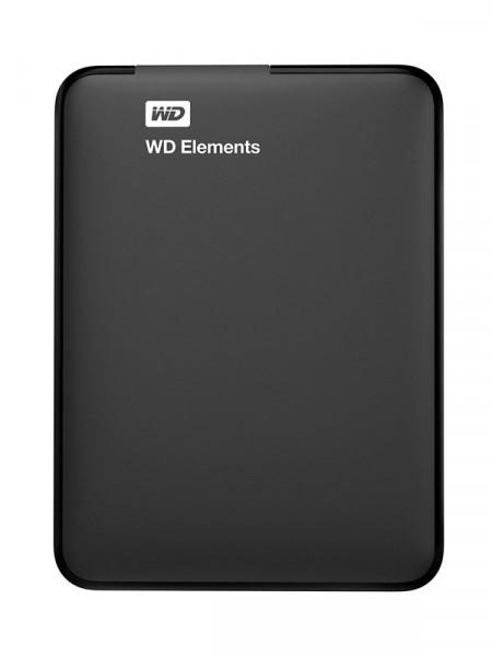 """HDD-зовнішній Wd 2000gb 2,5"""" usb3.0 wdbnfv0020bbk"""