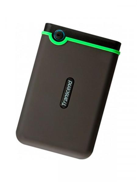 """HDD-зовнішній Transcend 750gb 2,5"""" usb2.0"""