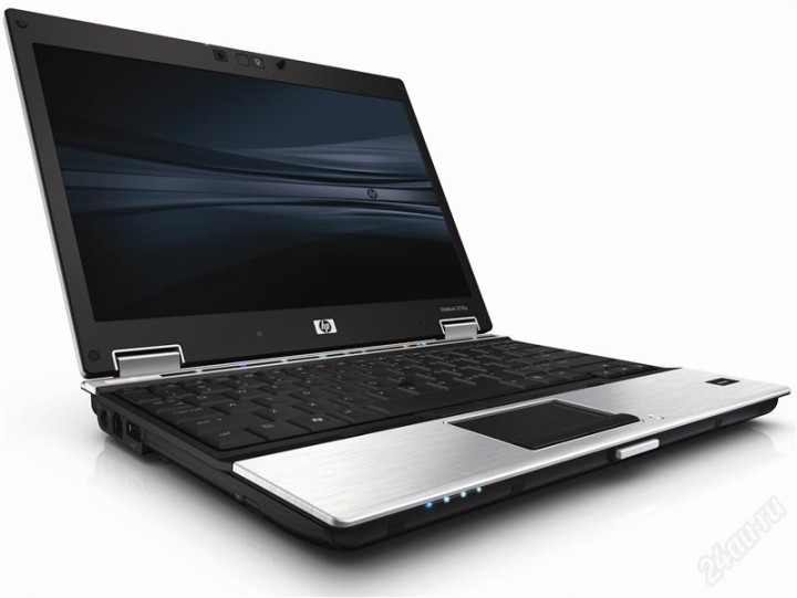 "Ноутбук экран 12,1"" Hp core 2 duo sl9400 1,86ghz /ram3072mb/ hdd80gb"