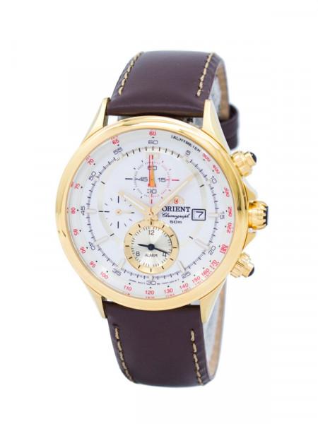 Часы Orient chronograph tachymeter alarm quartz ftd0t001n0