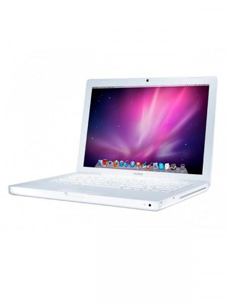 "Ноутбук экран 13,3"" Apple Macbook core 2 duo 2,13ghz/ ram 4gb/ hdd320gb/video gf9400m/ dvdrw a1181"