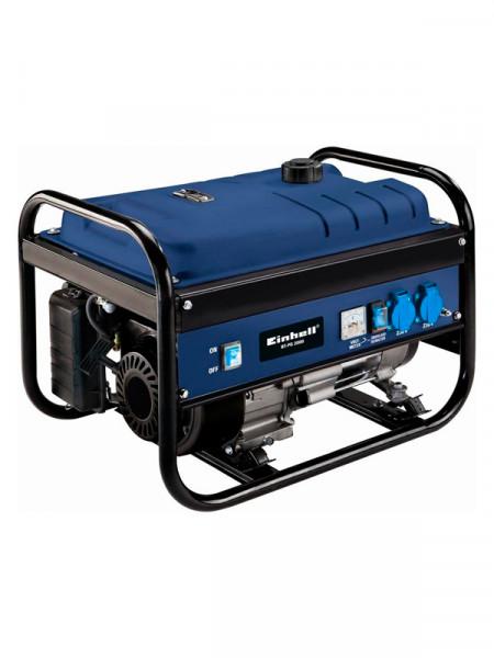 Бензиновый электрогенератор Einhell bt-pg 2000 blue