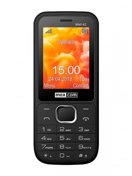 Мобільний телефон Maxcom mm142