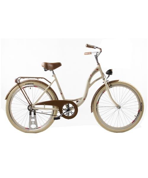 """Велосипед Antonio vanessa 26"""" crem"""