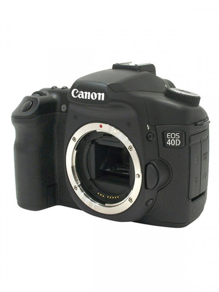Фотоаппарат цифровой Canon eos 40d без объектива