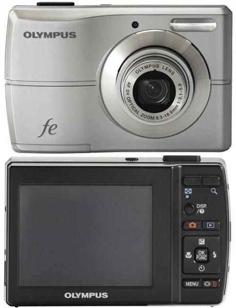Фотоапарат цифровий Olympus fe-26