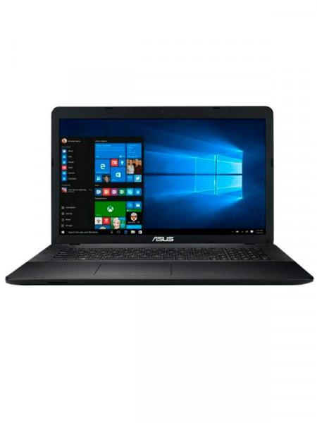 """Ноутбук экран 17,3"""" Asus pentium n3540 2,16ghz/ ram4096mb/ hdd500gb/ dvd rw"""