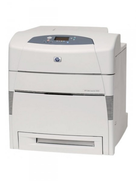 Принтер лазерний Hp color laserjet 5550n