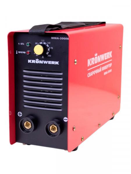 Сварочный аппарат Kronwerk mma-200iw
