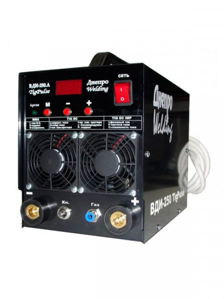 Сварочный аппарат Welder вди-250 tig pulse
