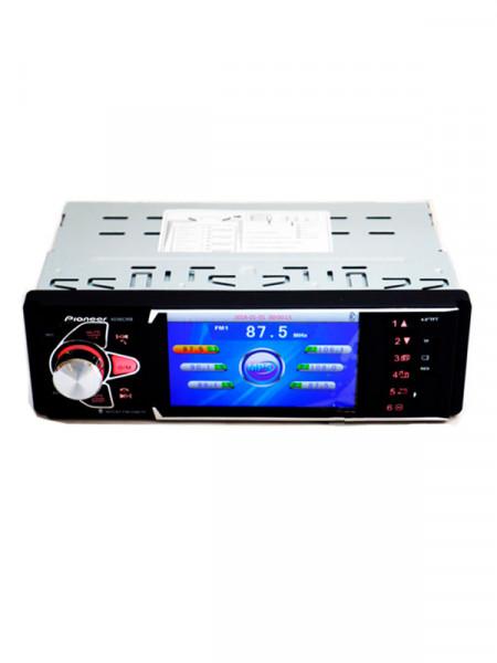 Автомагнітола MP3 Pioneer 016 lcd экран 4,1 дюйма, usb, sd, fm пионер