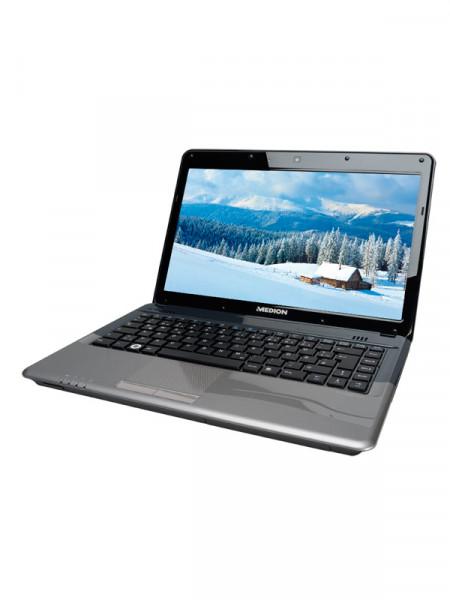 "Ноутбук экран 15,6"" Medion pentium b960 2.20ghz/ ram4096mb/ hdd500gb/ dvd rw"