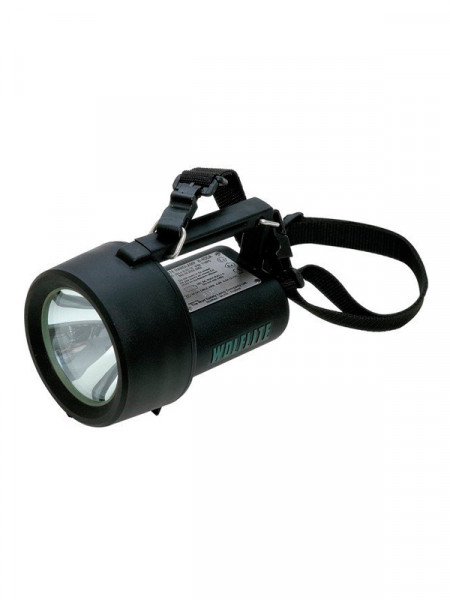 Фонарик - wolflite handlamp h-4dca