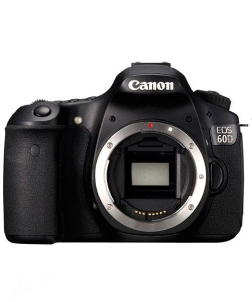 Фотоаппарат цифровой Canon eos 60d body