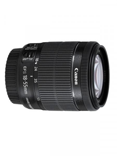 Фотооб'єктив Canon ef-s 18-55mm macro 0,28m/0.9ft