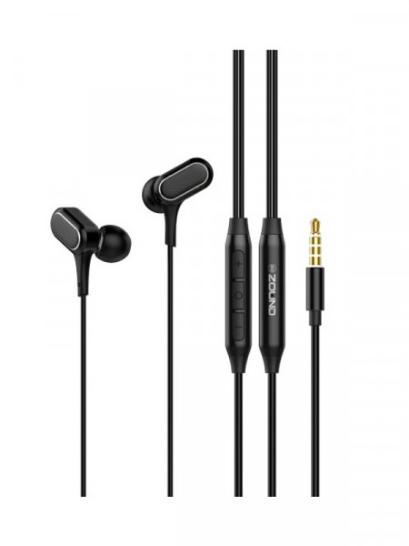 Наушники Zound twin max black