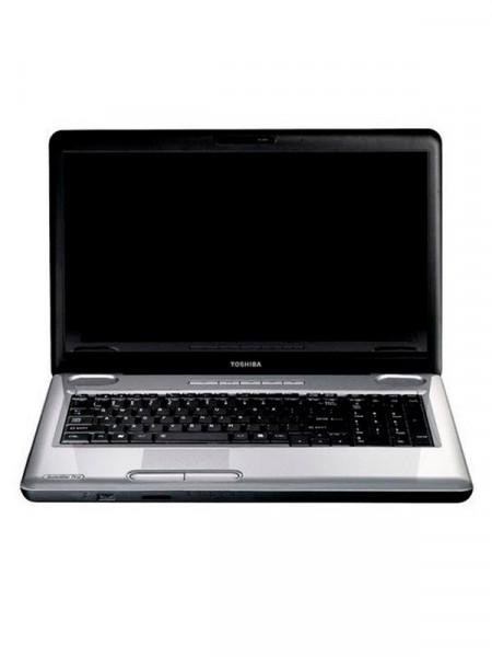 "Ноутбук экран 15,6"" Toshiba pentium r t3400 2.16ghz/ ram3096mb/ hdd160gb/ dvdrw"