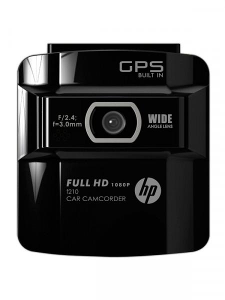 Видеорегистратор Hp f 210
