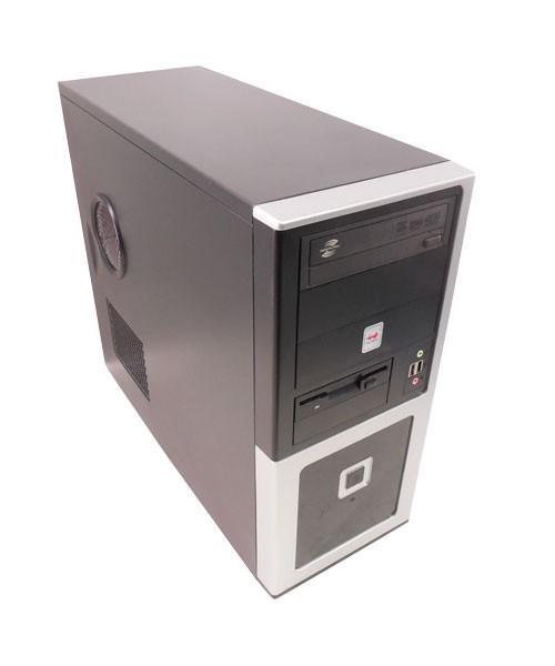 Системный блок Core 2 Duo e6550 2,33ghz /ram1024mb/ hdd160gb/video 256mb/ dvd rw