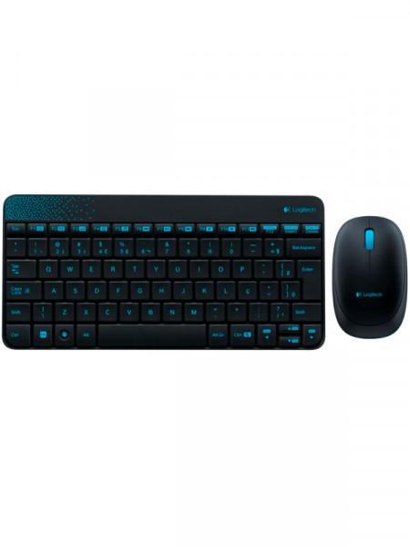Клавиатура с мышкой беспроводные Logitech mk240 wireless combo