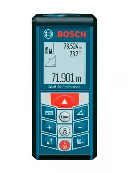 Лазерная рулетка Bosch glm 80 professional