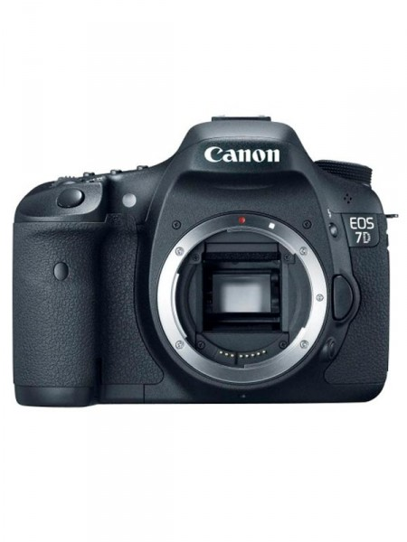 Фотоаппарат цифровой Canon eos 7d без объектива