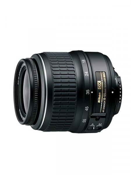 Фотооб'єктив Nikon nikkor af-s 18-55mm 1:3.5-5.6gii ed dx swm aspherical