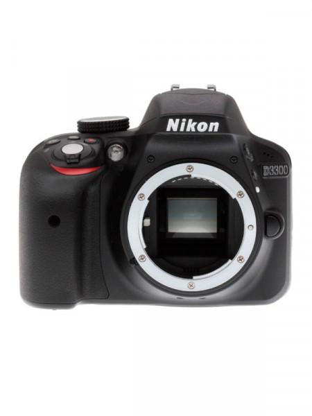 Фотоапарат цифровий Nikon d3300 без объектива