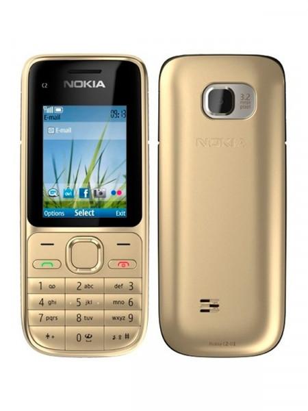 Мобільний телефон Nokia c2-01