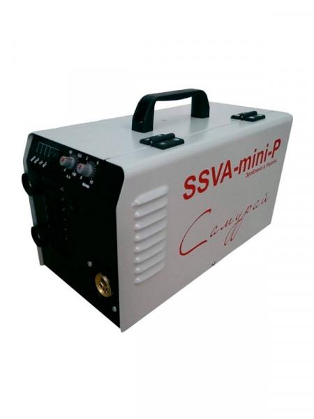 Сварочный аппарат Ssva mini-р самурай