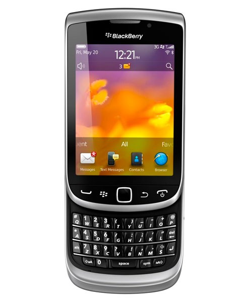 Мобільний телефон Blackberry 9810 torch