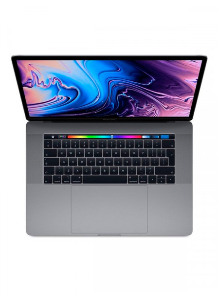 core i7 2,6ghz/a1990./ ram16gb/ ssd512gb/ retina/ amd pro 560x 4gb/touch bar
