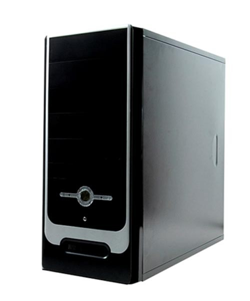 Системный блок Core 2 Duo e8200 2,66ghz /ram1024mb/ hdd160gb/video 256mb/ dvd rw