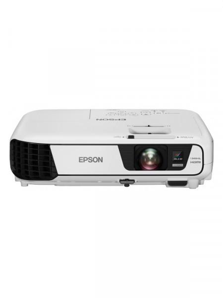 Проектор мультимедийный Epson eb-w31 v11h730040