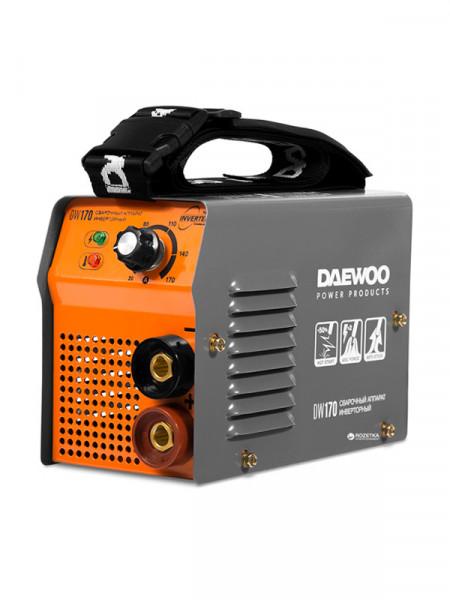 Зварювальний апарат Daewoo dw-170+маска