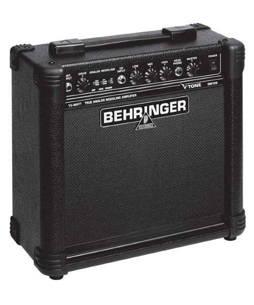 Комбик гитарный Behringer gm 108