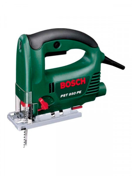 Лобзик электрический 530Вт Bosch pst 750 pe