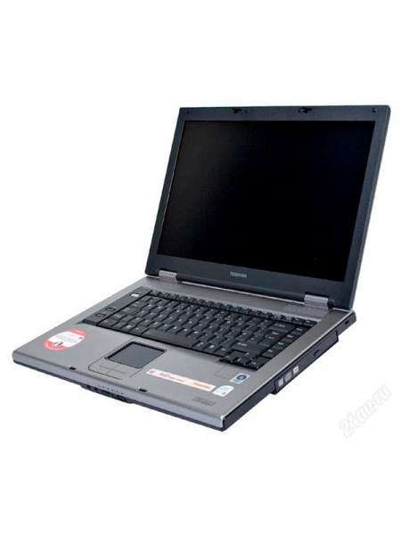 """Ноутбук экран 14,1"""" Toshiba core 2 duo t5600 1,66ghz /ram2048mb/ hdd120gb/ dvd rw"""