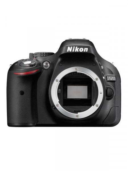 Фотоапарат цифровий Nikon d5200 без объектива