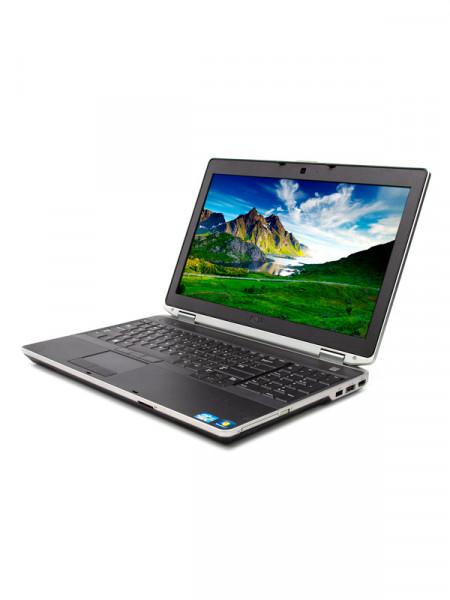 "Ноутбук екран 15,6"" Dell core i5 3210m 2,5ghz /ram4096mb/ hdd500gb/ dvd rw"
