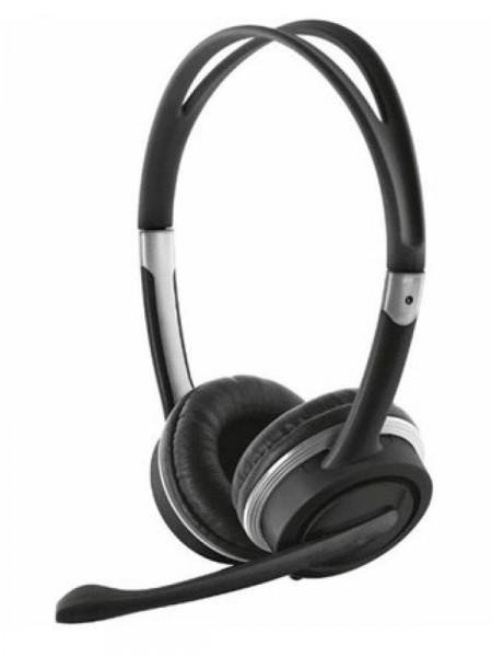 Наушники Trust mauro usb headset tr17591