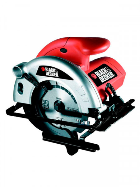 Пила дискова Black&Decker cd 601