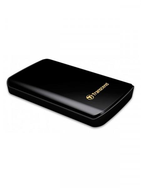 """HDD-зовнішній Transcend 640gb 2,5"""" usb2.0"""