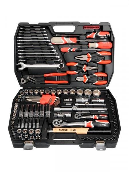 Набір інструментів Yato yt-3890 122 предмета