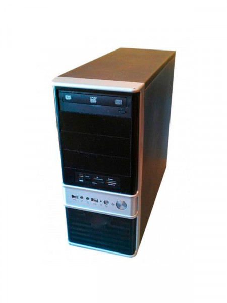 Системний блок Athlon  64  X2  (2Cpu) 5600+ 2,8ghz/ram2048mb/ hdd250gb/video 512mb/ dvd rw