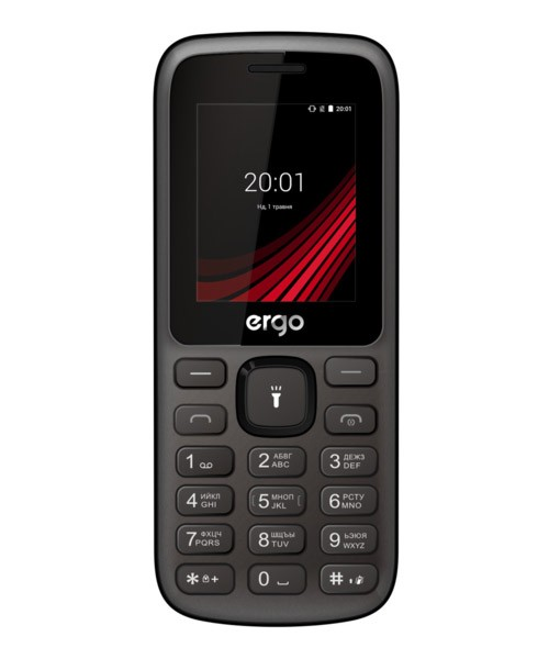Мобильный телефон Ergo f185