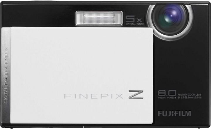 Фотоапарат цифровий Fujifilm finepix z100fd