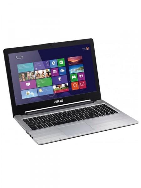 """Ноутбук экран 15,6"""" Asus pentium 987 1,5ghz/ ram4096mb/ hdd500gb"""