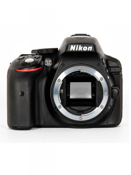 Фотоапарат цифровий Nikon d5300 без объектива