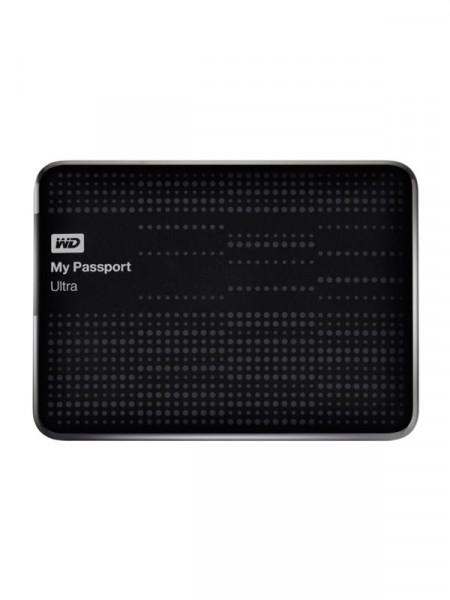 """HDD-зовнішній Wd 1000gb 2,5"""" usb3.0 wdbzfp0010bbk"""